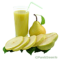 Pear Fruit Powder